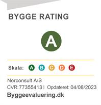 Bygge Rating for virksomheden med cvr-nr. 77355413